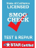 Smog Check Test & Certified License - Smog check San Diego