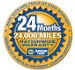 24 Months, 24,000 miles nationwide warranty - Smog test San Diego